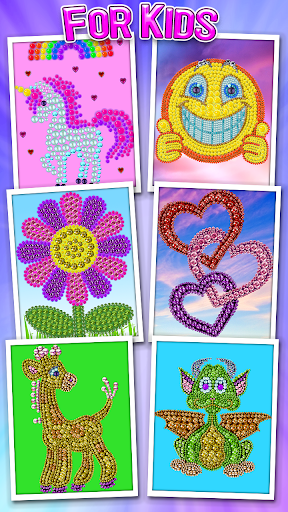 Magic Coloring: Coloring pages Color by number - screenshot
