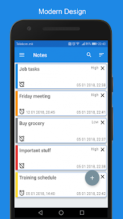 Notes - Your Daily Notepad and Memo - náhled