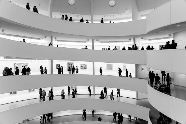 Un giorno al museo di Sergio Rapagnà