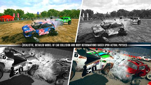 Demolition Derby Car Crash: Real Stunt Racer 2020  screenshots 1