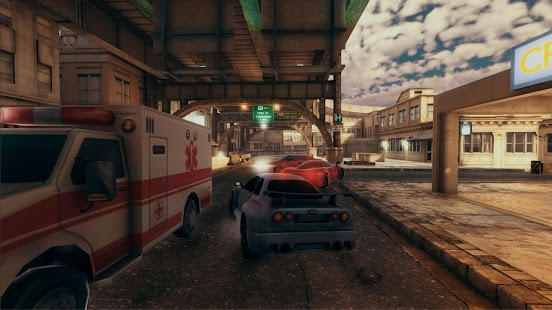 Car Driving In City Screenshot