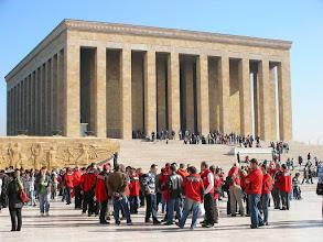Photo: Saat 09.00 Anıtkabir-Ankara-06.11.2010