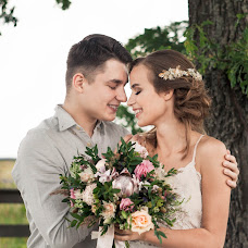 Wedding photographer Alena Soboleva (sphoto37). Photo of 24.07.2016