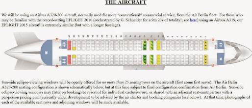 Photo: Initial planning by G. Schneider for Travelquest as of Sept. 2013 using Airbus A320-200