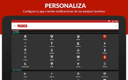 MARCA - Diario Líder Deportivo Screenshot 12