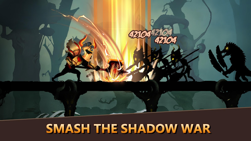 Stickman Legends: Shadow War Offline Fighting Game Screenshot 4