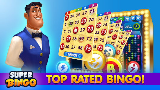 Super Bingo HD Free Bingo Game – Live Bingo 1