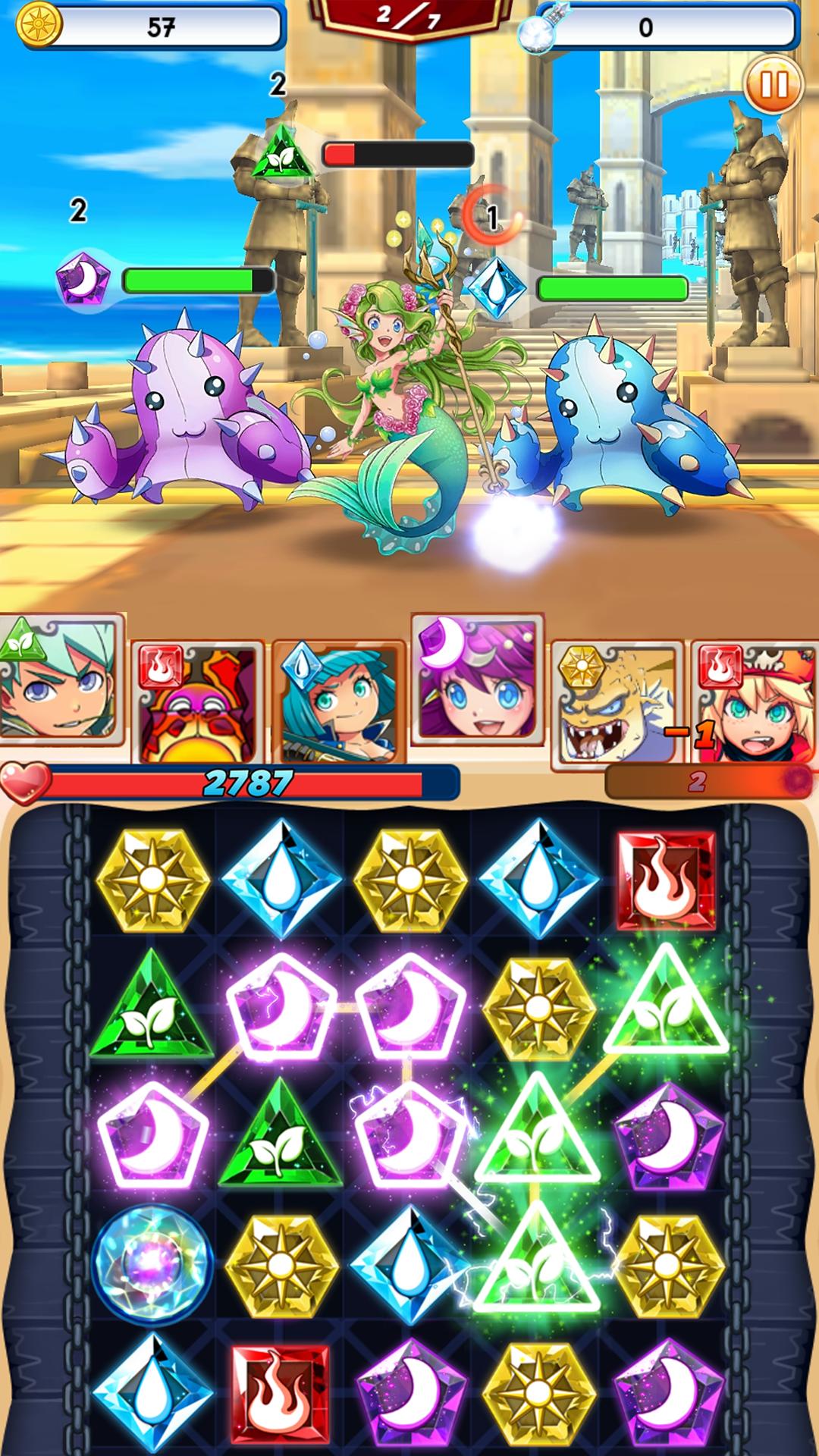 Battle Odyssey screenshot #6