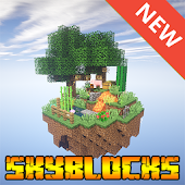 SkyBlock Island Craft for Pocket Edition