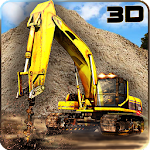 Construction Drilling Crane 3D 1.0.2 Apk
