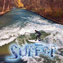Photo: Surfer