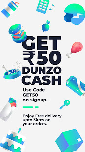 App Dunzo | Delivery App for Food, Grocery & more APK for Windows Phone