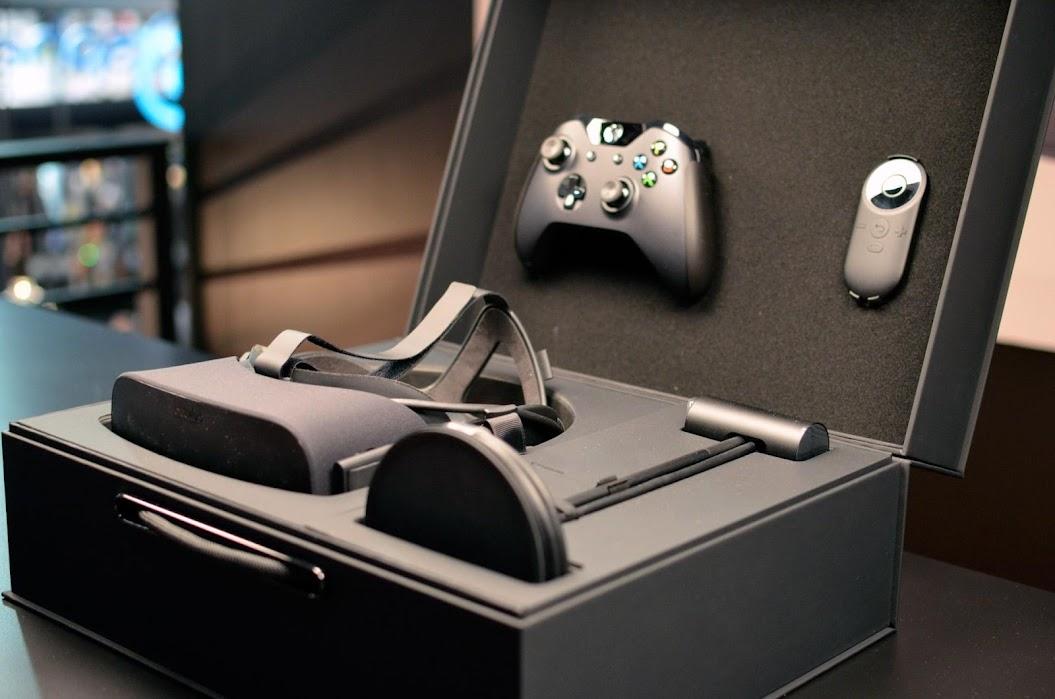 Oculus Rift đã sẵn sàng đến tay khách hàng