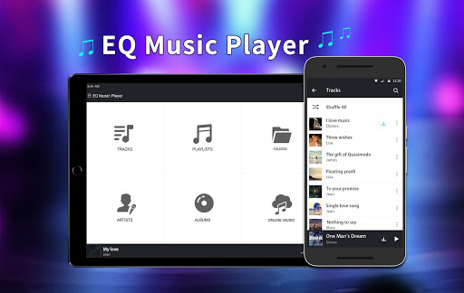 Equalizer Music Player and Video Player 2.9.27 Screenshots 9