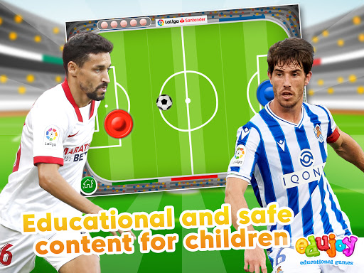 La Liga Educational games. Games for kids 6.3 screenshots 10