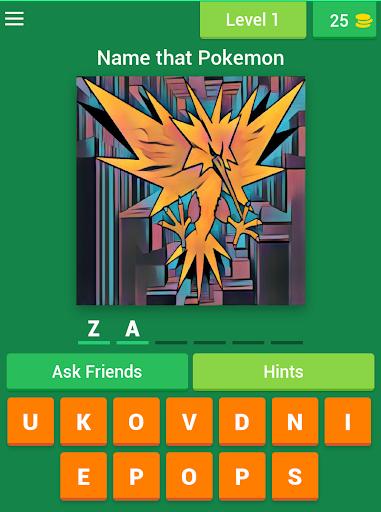 玩免費益智APP|下載Name That Pokemon app不用錢|硬是要APP