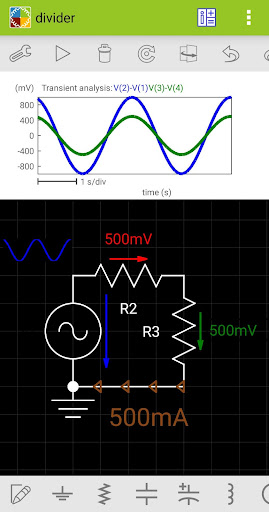 Electric Circuit Studio 3.1 Screenshots 1
