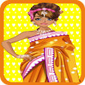 Indian Bride Dress Up Makeover icon