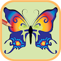 ColorTherapy-Adult Color Book icon