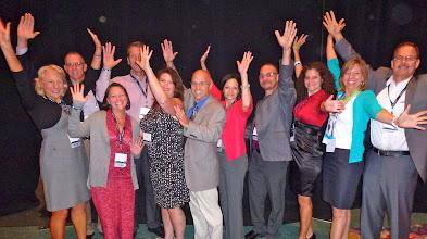 Photo: Leadership Team August 2012