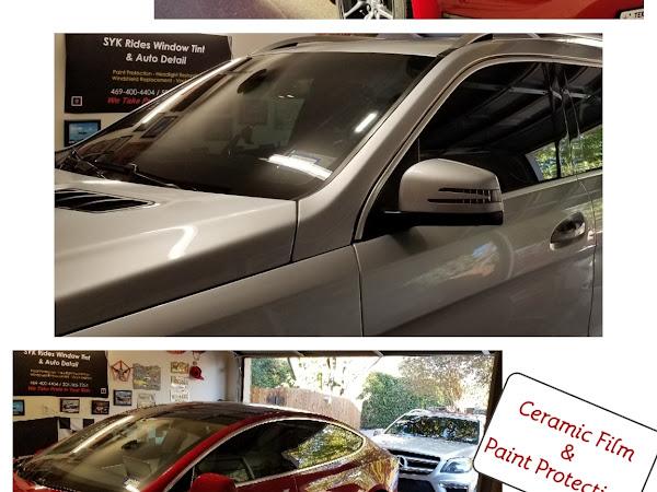 SYK Rides Window Tint & Auto Detail