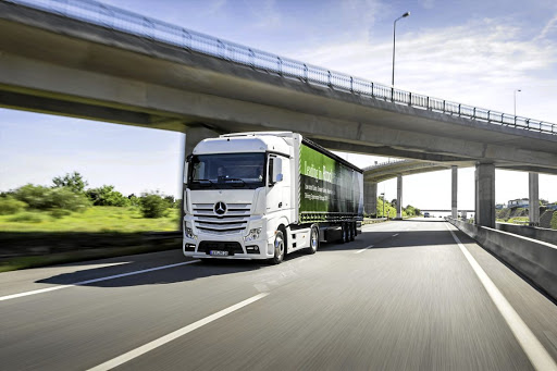 The Mercedes-Benz Actros continues to enjoy success worldwide but is still delayed in SA due to poor fuel quality. Picture: QUICKPIC