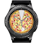 PizzaDay Watchface - Make Your Own Pizza Icon