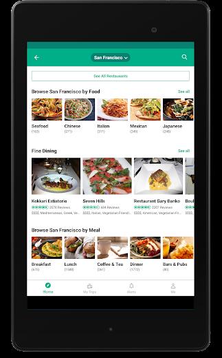 Screenshot 13 for TripAdvisor's Android app'