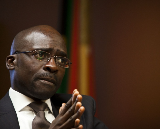 Malusi Gigaba. Picture: THE TIMES