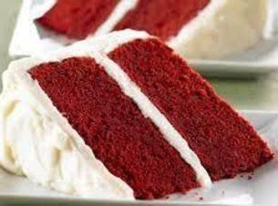 Mom's Delicious Red Velvet Cake