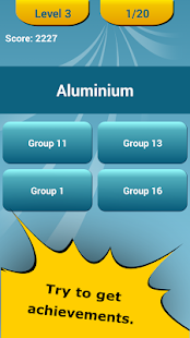 Periodic Table Quiz- screenshot thumbnail