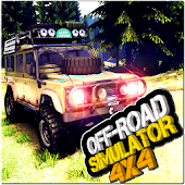 OFF-ROAD SIMULATOR 4x4 : REAL