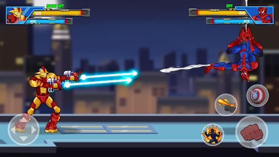 Robot Super: Hero Champions 1