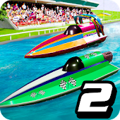 Speed Boat Racing 2