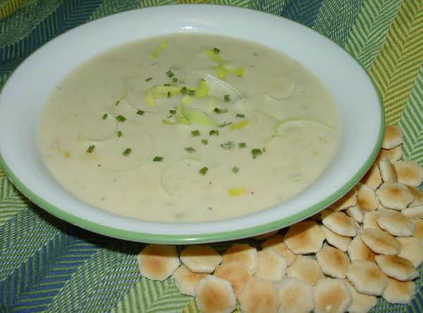 Pam's Potato And Leek Soup Recipe