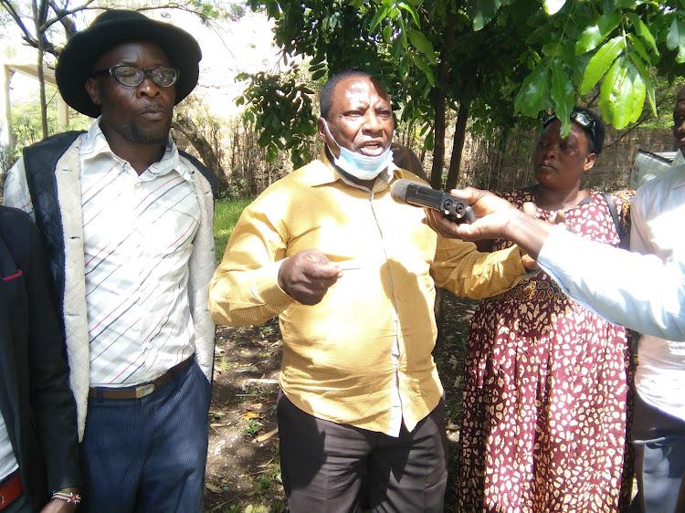 Homa Bay 'hustlers' ask Ruto to visit county