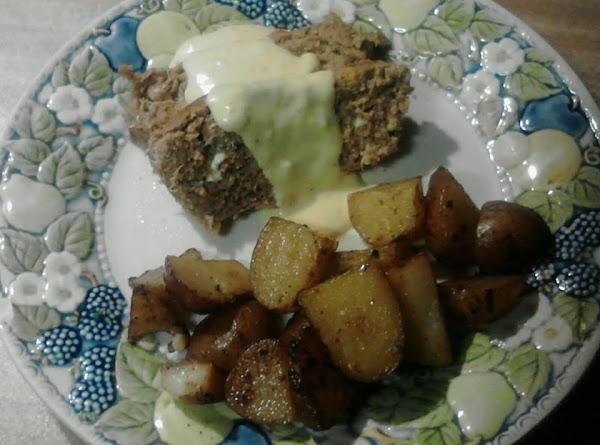 Creole Turkey Meatloaf Recipe