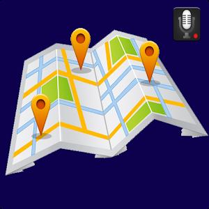 GPS Route Finder: Voice navigation & Direction