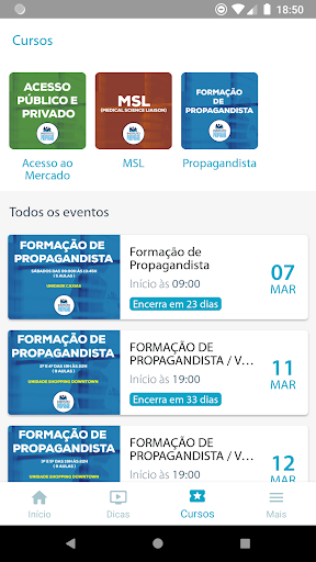 Instituto Propagar screenshot 6