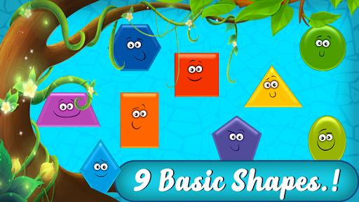 Learn Geometry Shapes For Kids 1.0.1 screenshots 1