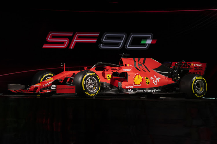 The SF90 will be piloted by Charles Leclerc and Sebastian Vettel