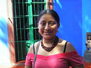 Photo: dia 2.10:Rosa (Guatemala)