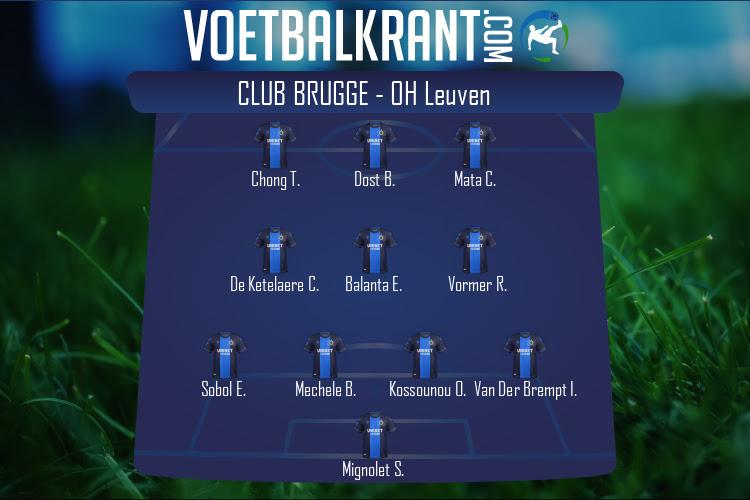 Club Brugge (Club Brugge - OH Leuven)