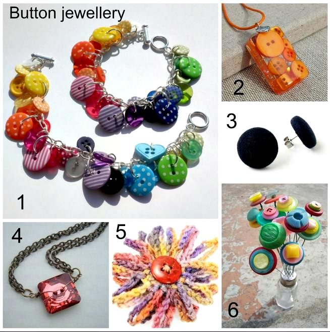 Button craft ideas android apps on google play for Jewelry making supply store