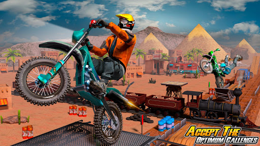 Bike Stunt 2 New Motorcycle Game - New Games 2020 apktram screenshots 14