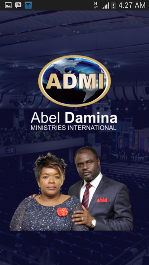 Abel Damina Ministries Int- screenshot