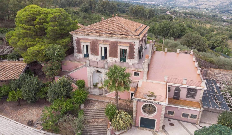 Villa avec jardin et terrasse Piedimonte Etneo