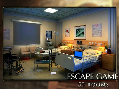 Escape game: 50 rooms 2 8