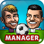 Puppet Football Card Manager CCG ⚽
