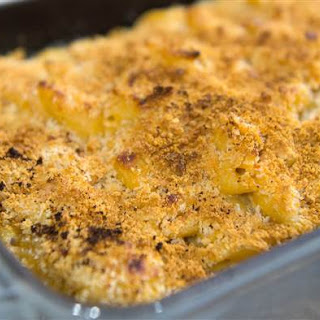 Gruyere Mac and Cheese with Caramelized Onions Recipe